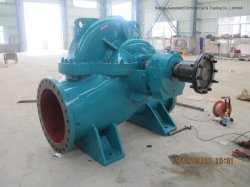 Metal Liner 450zgl Series Single Stage Centrifugal Slurry Pump Used on Metallurgy