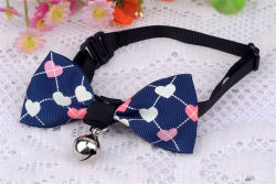 Wholesale Cute Adjustable Pet Hair Bow for Dog Bow Tie