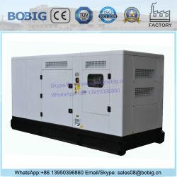 Gensets Price Factory 125kVA 100kw Open Frame Silent Type Cummins Diesel Engine Generator