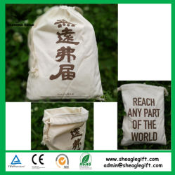 Wholesale Promotion Gift Cotton Drawstring Bag
