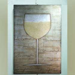 Goblet Oil Paintings at Good Price (LH-081000)