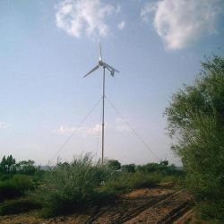 600W Horizontal Windmill for Home Use