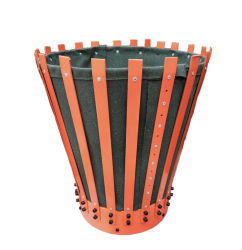 Oilfield Cementing Basket Petal Basket Cement Basket