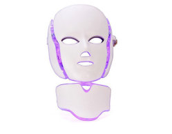 7 Colors PDT Photon LED Facial Mask Skin Rejuvenation Wrinkle Removal Electric Anti-Aging Beauty Equipment
