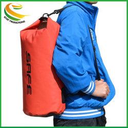 Custom Logo Outdoor PVC Tarpaulin Waterproof Dry Bag Ocean Pack