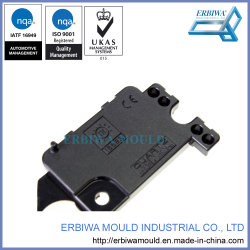 Plastic Wall Clock Interier Back Cover Mould for Home Appliance