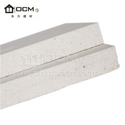 Bathroom Waterproof Wall Panel MGO Decorative Materials