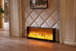 MDF Electric Fireplace LED Lights Furnace Core with Ce
