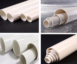 Wholesale Low Price Large Color PVC-U Mpvcwater Supply Pipes