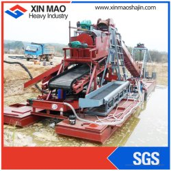 Sand Cutter Suction Dredger Dredging Machine
