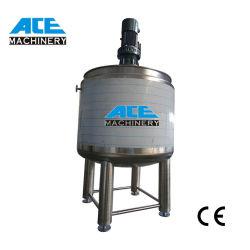 Sanitary Stainless Steel 200 Liter Tank Slurry Mixing Tank