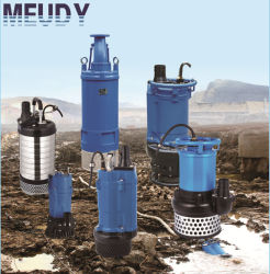 Durable Tsurumi Type Submersible Slurry Drainage Dewatering Pump for Civil Engineering, Mine, Constrution Projects