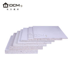 Fireproof Insulation Tapered Edge MGO Board for Indoor Decorative