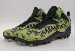 Customized American Football Soccer Boots Indoor Turf Futsal Sport Shoes