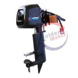 Electric Boat Outboard Motor From 3-50 Horse Power