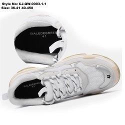 Factory Custom Running Sport Basketball Shoes Men