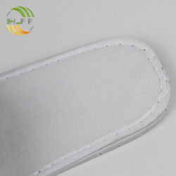Wedding Foldable Slipper with Customized Logo EVA Sole
