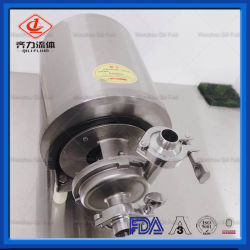 SS304 SS316L Stainless Steel Sanitary Dairy Centrifugal Pump