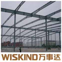 Prefab H-Section High Strength Steel Structure Building