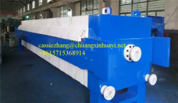 Oil Filter Press Machine for Slurry Dewatering