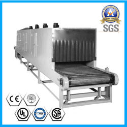 Steam Heating Belt Dryer for Drying Leaves/ Herbal Medicine