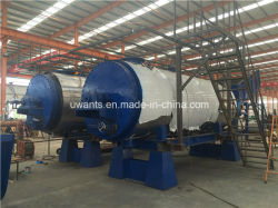 Fish Meal Powder Cooking and Rendering Equipment