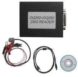 Mini DSG Reader (DQ200+DQ250) for Vw Audi