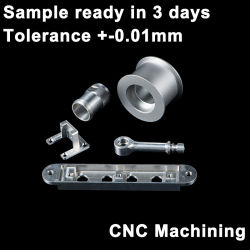 Machining Nylon Engineer Plastic Parts with High Precision