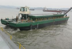12- 24 Inch Hydraulic Cutter Suction Dredger