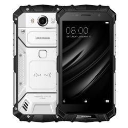 Doogee S60 IP68 6GB RAM Smart Phone Wireless Charging Smartphone