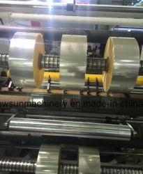 Automatic Adhesive Paper, BOPP, CPP, Pet, PE Slitting Machine Slitter