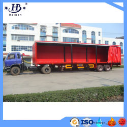 PVC Side Curtain Tarpaulin for Truck & Container