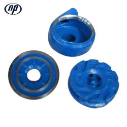 Centrifugal Wear Resistant Slurry Pump Spare Parts