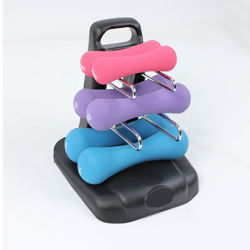 Gym Yoga Exercise Fitness Body Building Sport Portable Dumbbells