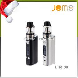 Top Selling Jomo 80W Tc/VW Vapor Box Mod Vape Kit USA Chip Ergonomics Design OEM/ODM