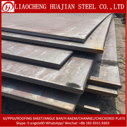 S235jr Mild Steel Carbon Plate Iron Metal Ms Steel Sheet for Building Material