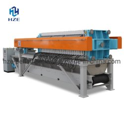 Mining Dewatering Equipment Automatic Chamber Filter Press