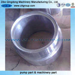 Stainless/Carbon Steel Machinery Part Ring with CNC Machining
