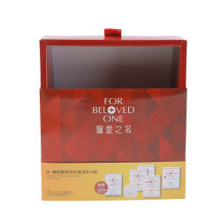 Printed Gift Paper Boxes for Notepads for Jewelry Watch Packing