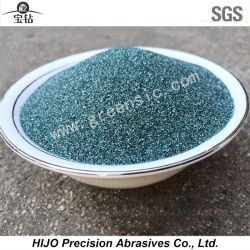 F36 Macro Grit Silicon Carbide Green for Making Polishing Tools