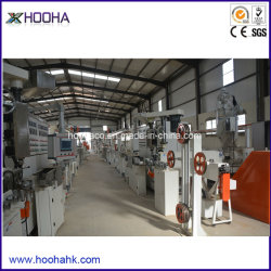 High Speed Energy Saving Complete Extrusion Line for Building Wires