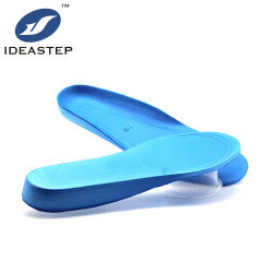 Blue Arch Support Ladies Sports EVA Insole