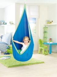 Indoor Hanging Baby Swing Hammock Kids Children Patio Swings