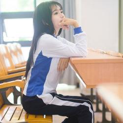 School Sport High School Uniform 100% Polo Shirt