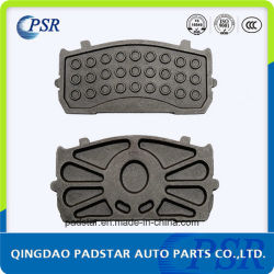 Wholesale Truck Brake Pads Backing Palte for Man Truck Supplier