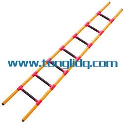 Ultraportable Circular Tube Step Ladder