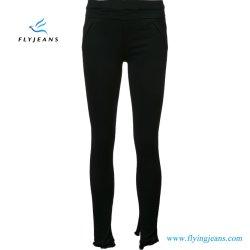 6b67e8d87e New Design Ladies Fashion Black Stretch Denim Jeans Pants (E. P. 441)