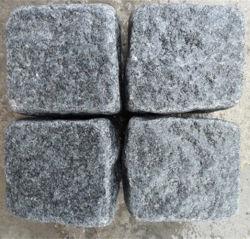 Popular Natural Granite G654 Cubics Cheap Paving Stone Outdoor Cubestone