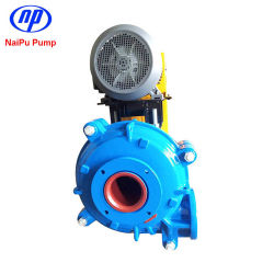 Single Stage Oil Sand Transfer Small Solid Slurry Pump