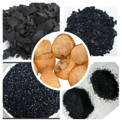 4*8/8*30/12*40mesh Coconut Activated Carbon for Water and Air Purification